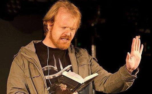 CHRISTIAN KRUMM – Lesen ist Metal