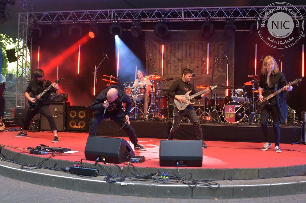 METHODS OF MASSACRE – Deathcore aus Flensburg zur Kieler Woche (06.09.2020)